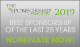 Best Sponsorship of the Last 25 Years - Nominate Now